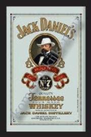 spiegel Jack Daniels goud