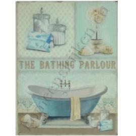 koelkast magneet the bathing parlour