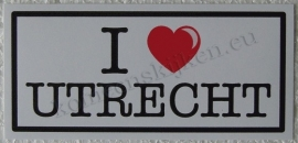 sticker i love utrecht