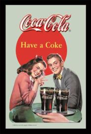 reclamespiegel Coca Cola have a coke