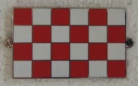 metalen plakvlag provincie brabant