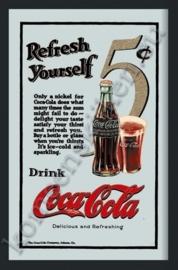 spiegel coca cola refresh yourself