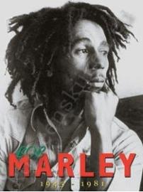 metalen wandplaat Bob Marley 30-40 cm