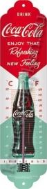 thermometer coca cola 1960