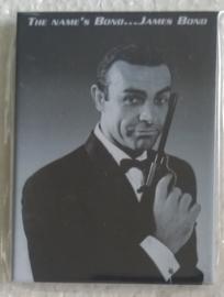 koelkastmagneet James Bond