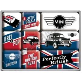 magneetset mini, perfectly british