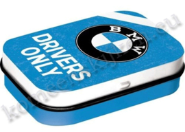 mint Box BMW Drivers Only NA81368