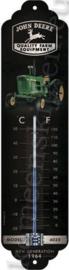 blikken Thermometer John Deere 4020