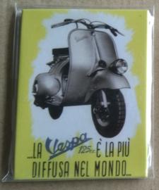 koelkastmagneet La Vespa