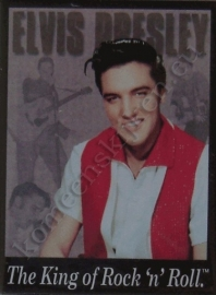 koelkast magneet elvis presley rock and roll