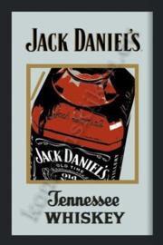 spiegel jack daniels met fles