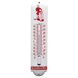 emaille thermometer lambretta