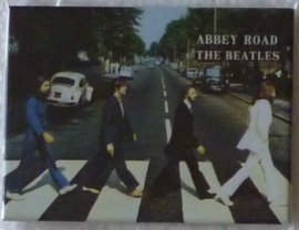 koelkast magneet the beatles abbey road