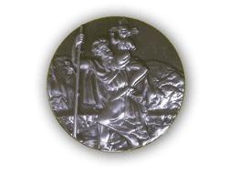 badge beschermheilige christoffel