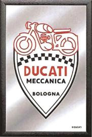 muurspiegel Ducati meccanica