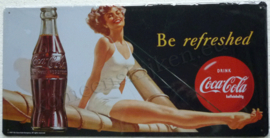 coca cola be refreshed 25-49,5 cm