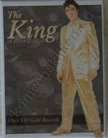 koelkast magneet elvis presley the king