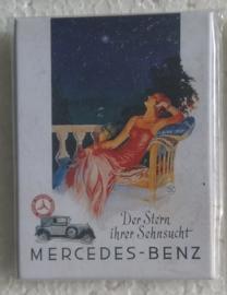 koelkastmagneet Mercedes-Benz