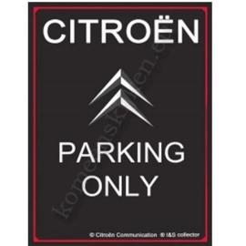 koelkast magneet citroen parking only