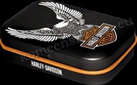pepermuntdoos Harley Davidson adelaar