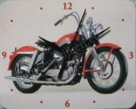 blikken klok Harley davidson sportster