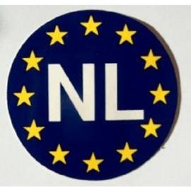 NL sticker europa 10 cm