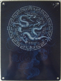 vlak bord dragons 15-20 cm