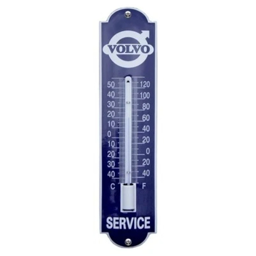 emaille thermometer volvo