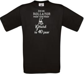 T-shirt Unisex leeftijden