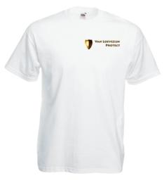 T-shirt unisex bedrijfslogo