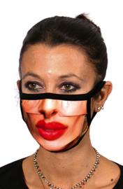 Mondkapje Lips (Kiss me)