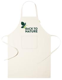 Keukenschort - Back to nature