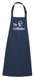 BBQ- schort - The Grillfather - Corleone