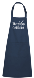 BBQ- schort - The Grillfather
