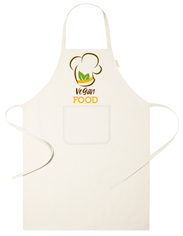 Keukenschort - Vegan Food
