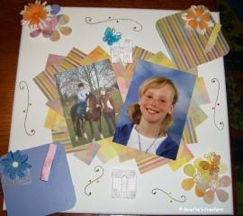 Kinderfeestje 24-11-2009