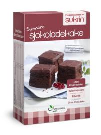 Sukrin Chocolade cake