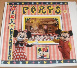 Lay-out Disney Parijs