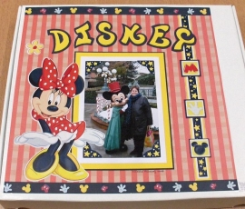 Lay-out Euro Disney