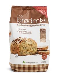 Broodmix Fiber Bread (1kg)