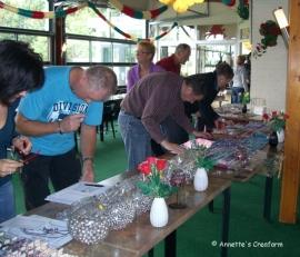Sieradenworkshop bij Vaartjes 1-10-2009