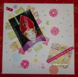 Kinderfeestje 22-12-2009