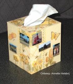 Scrap Tissuesdoos