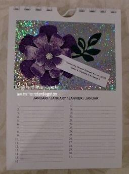 Kalender met JEJE producten