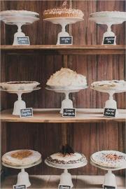 taarten en koekjes