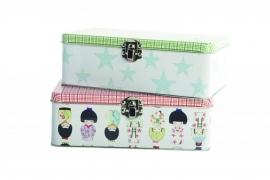 lunchbox kimono girls