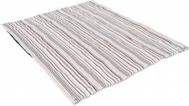 picknickkleed brown stripes SUPERSOFT