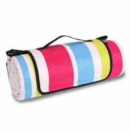 picknickkleed happy stripe XL
