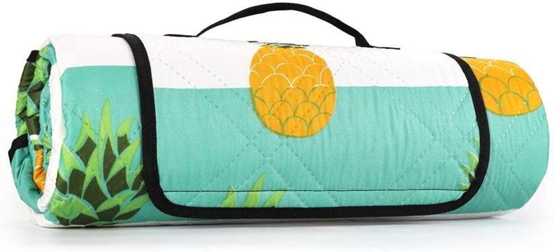 picknickkleed pineapple XL, 200 x 200 cm
