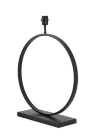 Lampvoet 50x15x59 cm LIVU mat zwart